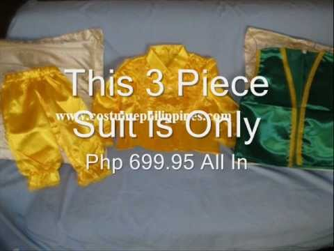 United Nations Costumes Sale / Rent Philippines - Cambodia, France and Malaysia...more