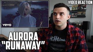 Video AURORA - Runaway Reaction download in MP3, 3GP, MP4, WEBM, AVI, FLV January 2017