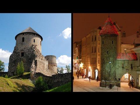 Erfahrungen im Ausland - Lettland und Estland