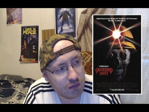 My Thoughts On Stephen King's Graveyard Shift - A Movie Review