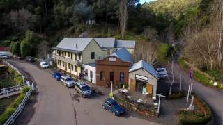 Walhalla Australia  City pictures : Flying the Phantom 4 over Walhalla, Australia