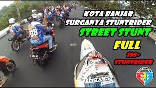 Video WHEELIE SEPANJANG KOTA BANJAR FULL | LONG WHEELIE STREET STUNT FREESTYLE | FreestyleVLOG Indonesia MP3, 3GP, MP4, WEBM, AVI, FLV Januari 2019