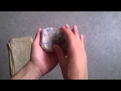 comment nettoyer et recharger les pierres