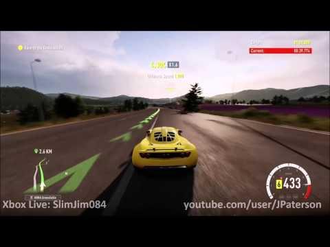 Forza Horizon 2 – Second Bucket List – Race a Hennessey Venom GT Along the Autostrada