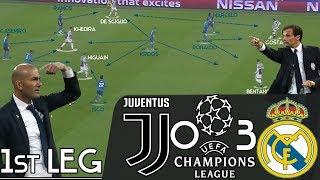 Video Zidane's Overlooked Tactical Masterclass Behind Juventus 0-3 Real Madrid EXPLAINED: Tactics Analysis MP3, 3GP, MP4, WEBM, AVI, FLV September 2018