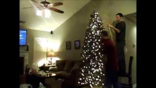 Christmas Tree Timelapse 2013
