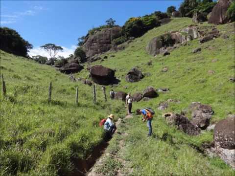Pesquisadores da USP estiveram em Andradas para encontrar sítios arqueológicos