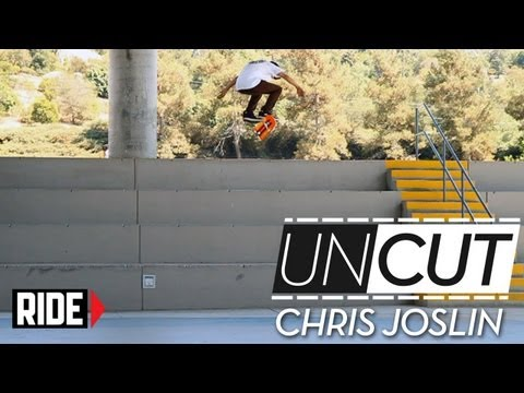 360 - Chris Joslin Backside 360 Kickflip Rincon - UNCUT Filmed by: Terry Larue UNCUT brings you the original, unseen, raw footage of the best tricks from your favo...