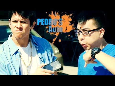 Pedro - Also check out: http://youtu.be/bqd-ynEUNUc Pedro - played by YouTube sensation SUPEReeeGO - is a mechanic who miraculously maintains a successful body shop ...