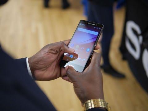 Sony Xperia Z4v hands-on