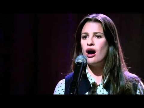 Take a Bow   Lea Michele   Glee S01E02 (видео)