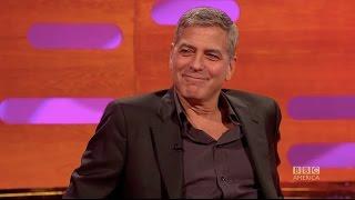 Video How George Clooney pranked Meryl Streep & Brad Pitt - The Graham Norton Show MP3, 3GP, MP4, WEBM, AVI, FLV Agustus 2018