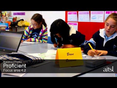 Establishing classroom expectations