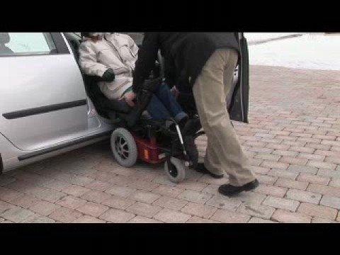 Autoadapt Carony Go Electric Wheelchair