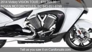 10. 2014 Victory VISION TOUR TOUR for sale in Murrells Inlet, SC