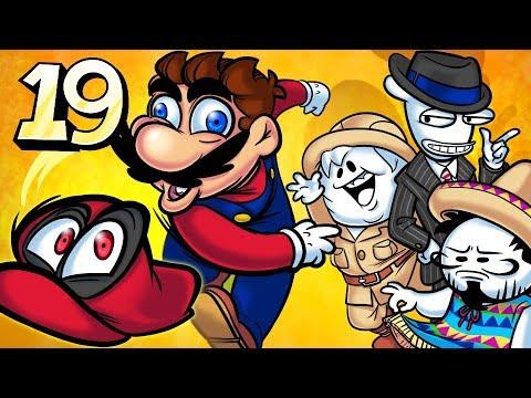 Oney Plays Super Mario Odyssey - EP 19 - Inko Pinko