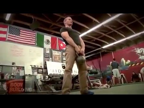 Kettlebell Swing Tim Ferriss