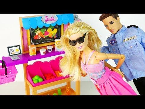 ЗА ЧТО Мультик Куклы Барби Школа Учительница Игрушки Для девочек Детский канал Iкuкlатv - DomaVideo.Ru