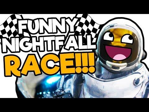 Reddit funny - FUNNY/BEST NIGHTFALL RACE!  Funny Destiny 2 Nightfall Speedrun Gameplay!