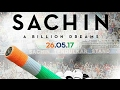 Sachin - A Billion Dreams To Release On May 26 2017