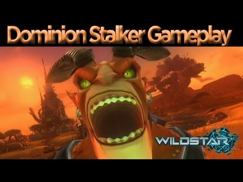 WildStar – Level 1-4 Stalker Gameplay Part 1