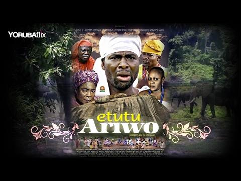 Etutu Ariwo - Latest Yoruba Nollywood 2017 Movie Drama [EXCLUSIVE] [ Ibrahim Chatta I Rose Odkia]