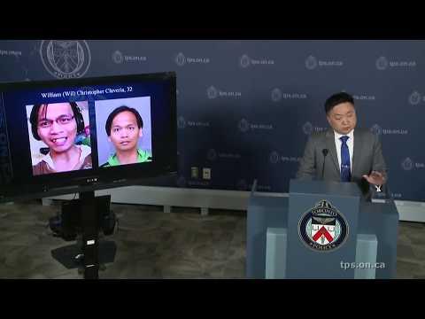@TorontoPolice Sex Crimes News Conference | LiveStream | Thursday, July 4th, 2019