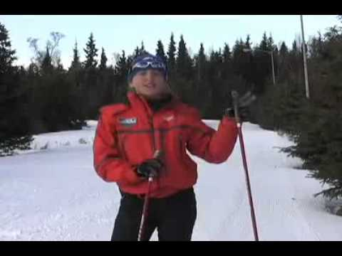 Meet Holly Brooks, your online ski instructor (видео)