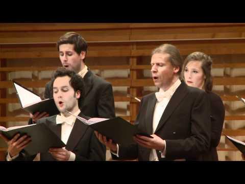 odeur - Ensemble Corund und Solisten Orchester La banda ANTIX, Igor Karsko, Konzertmeister Stephen Smith, Leitung Sir David Willcocks (*1919), arr. Stephen Smith: Qu...