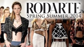 Rodarte Fashion Show SS14 New York Fashion Week With Dr. Lisa Airan