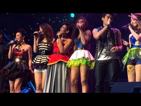 รักของฉันนั้นคือเธอ 10 Years Of Love The Star In Concert 28.06.14 (видео)