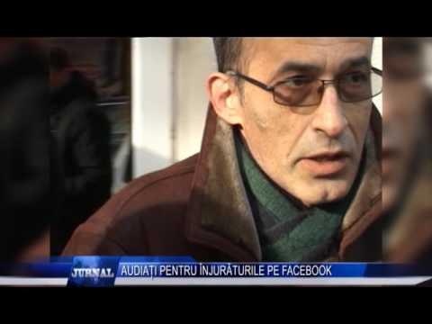 AUDIATI PENTRU INJURATURILE DE PE FACEBOOK