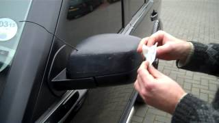 How To Fit LED Mirror Covers To Land Rover Discovery 3/LR3