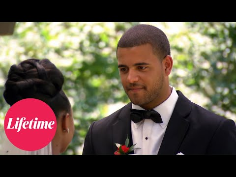 Married at First Sight: Tres' Surprise Proposal (Season 3, Episode 2) | Lifetime