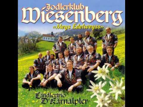 Jodlerklub Wiesenberg/ Bätruef - Juiz #Meys Edelweyss