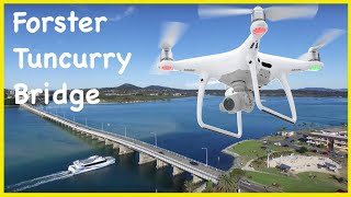 Tuncurry Australia  city photos : Dji Inspire 1, Aerial Forster Tuncurry New South Wales Australia, by Stephen Wark (Drone Guy)
