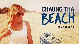 Chaungtha Beach Myanmar  city photos : videos