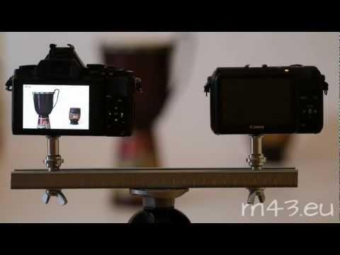 Olympus OM-D E-M5 vs Canon EOS M – Autofocus Showdown