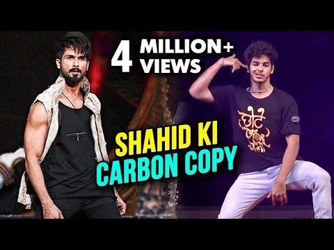 Ishaan Khatter Dancing EXACTLY Like Brother Shahid