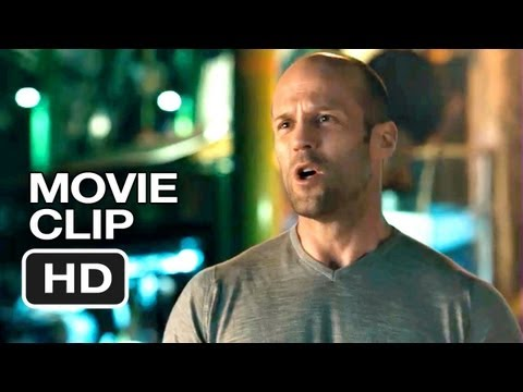 Redemption Movie CLIP - They Want Their Lives Back (2013) - Jason Statham Movie HD
