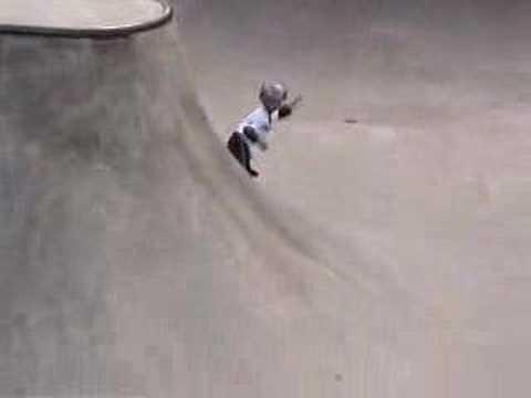 Griffin Chase skates Hillyard
