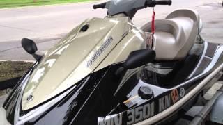 2. 2008 Yamaha VX Cruiser