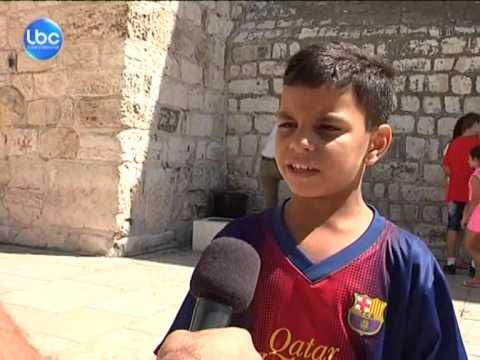 اخبار فلسطين | نادي برشلونة لكرة القدم حل ضيفا عزيزا على فلسطين