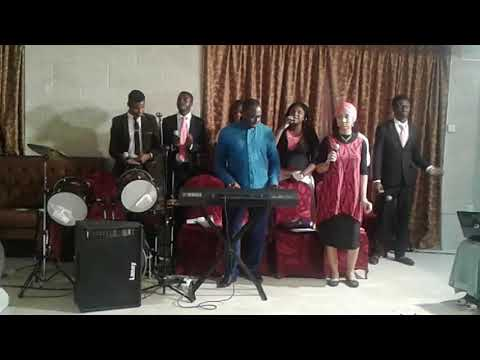 Hallelujah is a sign of Victory by RCCG  Alain City UAE