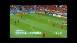 EM 2008: Die Tore des Europameisters aus Spanien