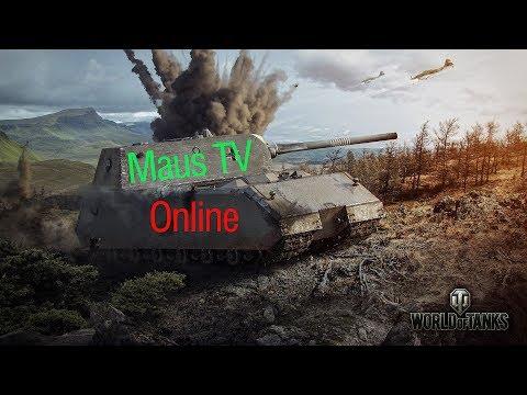 Для тех, кто не смотрит WGL. Большой, зелёный, почти Маус ~ Tiberian39 [World of Tanks]