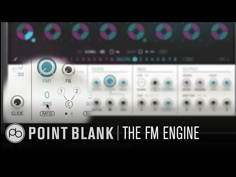 Native Instruments Rounds Part Three: The FM Engine