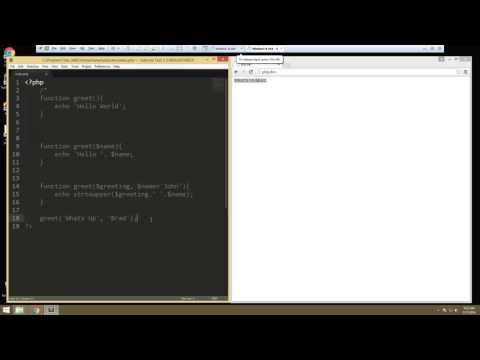 Learn About PHP and also How to Set Up the PHP Environment - Part 5