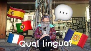 Qual é a língua oficial de Andorra e qual idioma mais falam por lá? As pessoas falam português em Andorra? Neste vídeo, conto um pouco sobre a minha ...