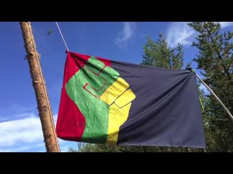 holmberg - A protest song against mining in Gállok / Kallak, Sweden. Lyrics: Niillas Holmberg, Ánne Mággá Wigelius Vocals: Niillas Holmberg, Ánne Mággá Wigelius Guitar:...